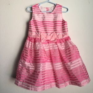 4T Toddler Girls Formal Dress
